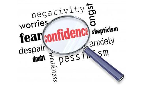 Kicking Confidence