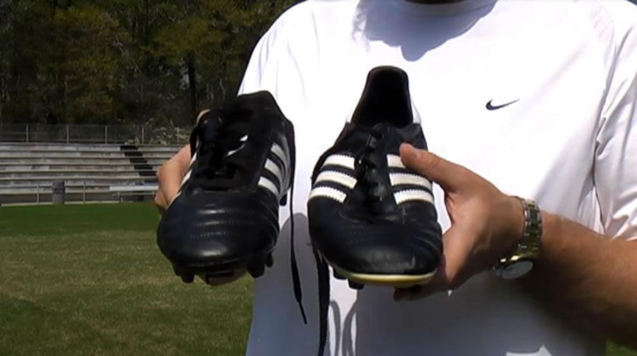 Square Toe Kicking Shoe Strap