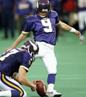Scott Sisson, Vikings