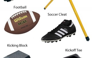 Football Kicking Equipment