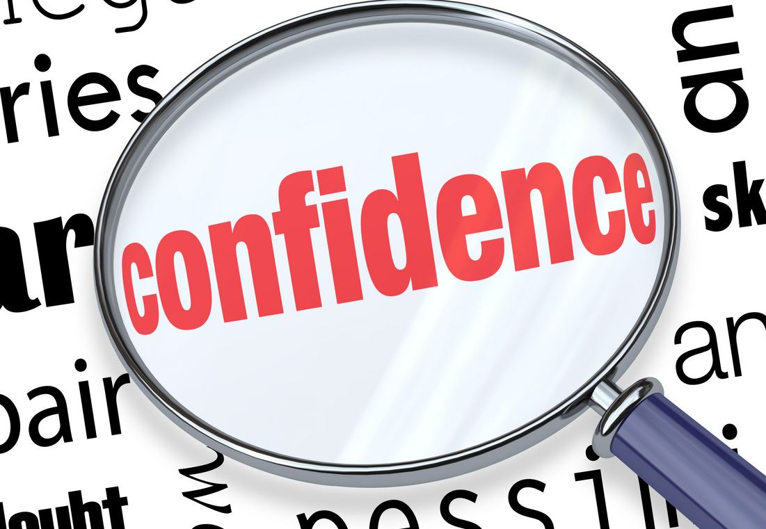 articles confidence stepping