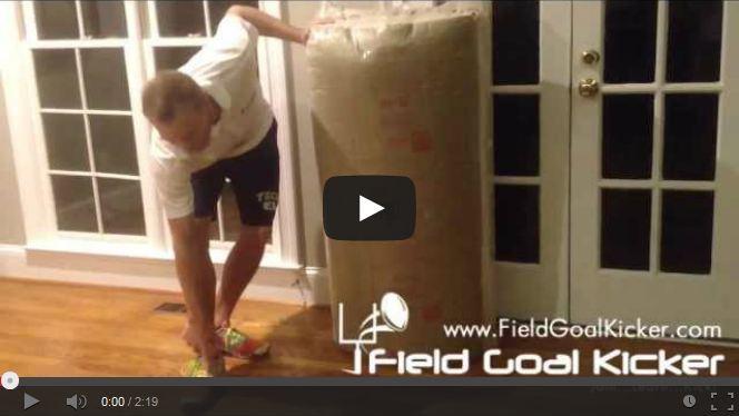 Kicking Drills - Solid Foot Contact
