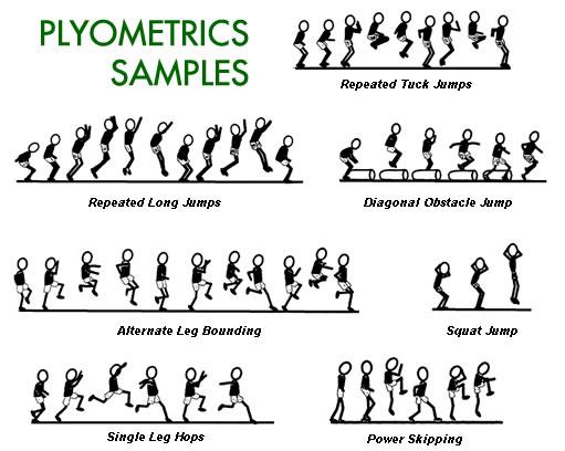 Plyometrics For Kicking