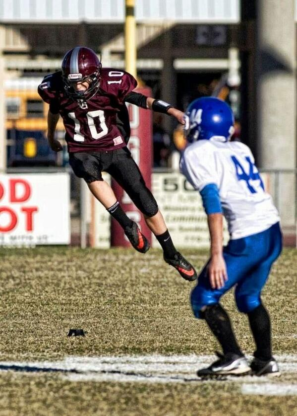 Field Goal Kicker Cade LeJeun Union Grove MS