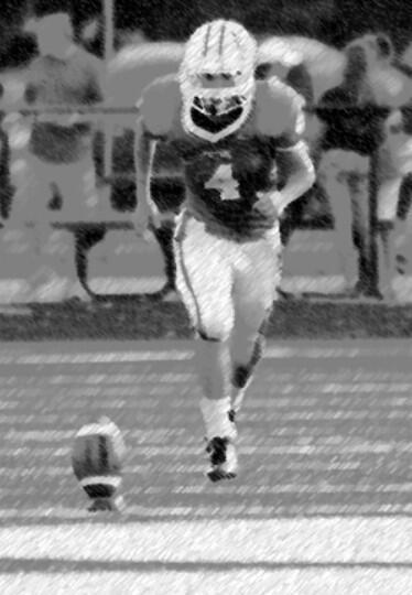 Field Goal Kicker Vinny Pallini, Notre Dame Academy, Green Bay Wisconsin