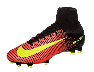 Nike Men's Mercurial Superfly FG Soccer Shoes